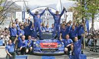 Sébastien Loeb remporte le 50e Tour de Corse