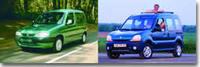 Duel : Citroën Berlingo contre Renault   Kangoo