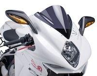 Bulle Z-Racing pour MV Agusta F3 by Puig