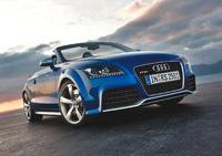 Salon de Leipzig: Audi TT-RS Roadster