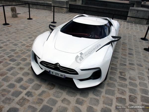 Photos du jour : GT By Citroën