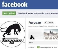 Furygan a désormais son Facebook