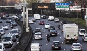 Pollution et mobilité: Paris mal classé en Europe
