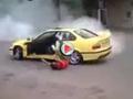 Des anciennes voitures de tourisme à l'attaque sur le Nürburgring