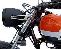 Moto GP - Insolite: La moto de Randy en Australie
