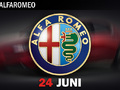 Alfa Romeo présentera sa nouvelle berline le 24 juin