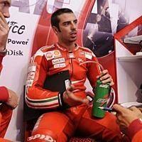 Moto GP - Ducati: Suppo voit Melandri sur la piste de Brno !