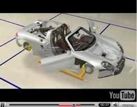 La vidéo du jour : naissance d'une Porsche Carrera GT (+ cadeau bonus : 46 photos HD)