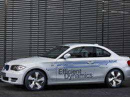 Concept électrique BMW ActiveE : une publicité interdite