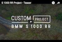 BMW: la S 1000 RR version Project façon teaser (vidéo)