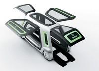Salon de Tokyo : Suzuki Shared Coach Concept et PiXY Concept - Acte 2