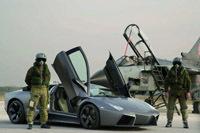 Lamborghini Reventon épisode 2: le roadster