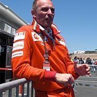 Moto GP - Le duel Rossi Stoner: Le spectacle a plu à Ducati