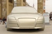 Carnets de route : focus sur la statue de l'Audi TT2