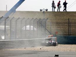 F1 - Un deuxième câble de retenue par roue sur les monoplaces de 2011