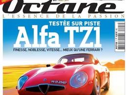 Octane, un nouveau venu dans les magazines d'automobiles classiques