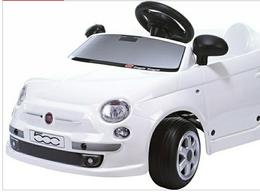 Les enfants ont aussi droit à la nouvelle Fiat 500 !