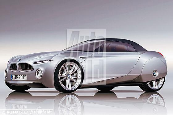 Project i BMW : des Z2 coupé et roadster écolos, entre autres
