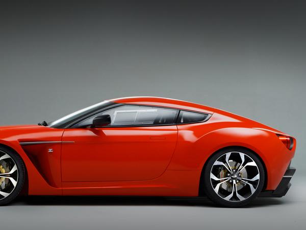 La production de l'Aston Martin V12 Zagato quasi confirmée