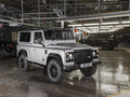 Le 2.000.000e Land Rover Defender sera unique