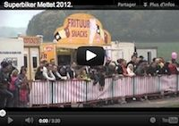 Superbiker Mettet 2012. Video