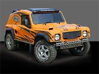 Bowler reçoit le soutien de Land Rover
