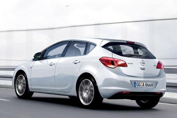 Future Opel Astra : c'est elle !