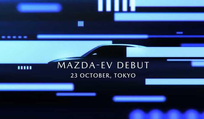 La première Mazda électriqueseraitbien un crossover