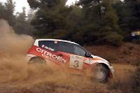 ERC Elpa Rally : Jean-Jo se place pour jouer le titre
