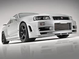 Nissan Skyline R34 GT-R comme neuve? C'est possible!