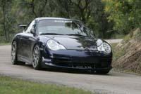 Bernardi au volant de la 911 GT3 Oreca