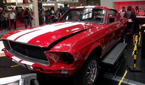 Facom fête ses cent ans, une Ford Mustang de 1967 à gagner