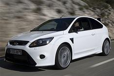 La Ford Focus RS se prépare pour affronter le Ring'