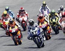 Moto GP: Un record de chutes en 2011