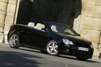 Volkswagen Eos Sunshine by Eibach
