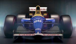 F1 2017 : les monoplaces iconiques à l'honneur