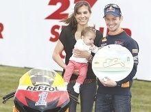 Moto GP - Australie: Casey Stoner déjà honoré par les siens