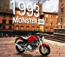 Vidéo - Ducati: un petit rappel historique sur la famille Monster