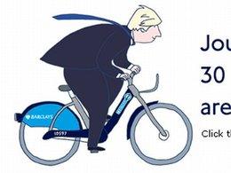 Londres va vous proposer un système de vélos en libre-service