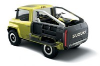 Salon de Tokyo : Suzuki X-Head Concept - Acte 2