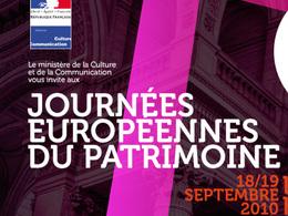 Journées européennes du Patrimoine 2010 : les transports en commun, les vedettes durables