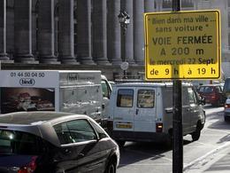 Exclure les véhicules polluants des villes : le projet existe