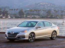 Honda Accord hybride rechargeable : la Toyota Prius en ligne de mire