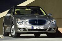 Mercedes Classe E : petit restylage avant l'été