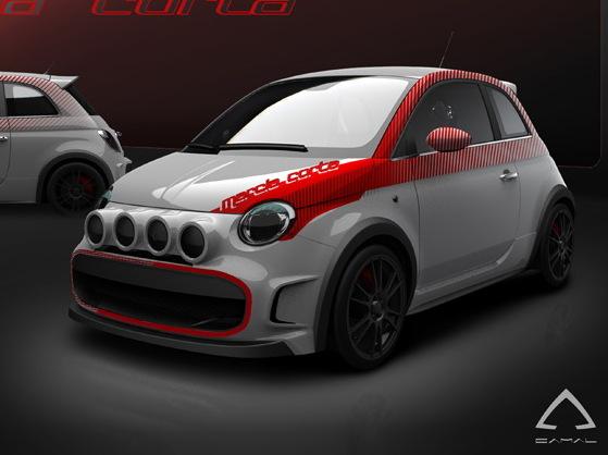 Fiat 500 Marcia Corta: cherche partenaires