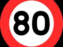 Sécurité Routière: la moitié des départements à 80 km/h dès cet été ?