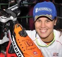 Trial : Laia Sanz championne du monde de trial pour la...10ème fois!