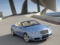 Bentley Continental GTC bientôt sur nos routes