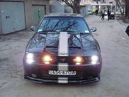 Lada Samara Mustang Shelby GT500 Vodka Edition