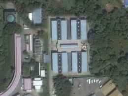 Le garage du Sultan du Brunei est colossal, même vu du ciel